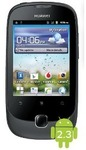 Huawei Ascend Y100 Vodafone Mobile Phone $29 at Australia Post