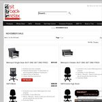 Huge Office Furniture and Ergonomic Equipment Sale
