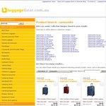 "Luggage Gear - Samsonite ""xxx""Lite Range - All Further 5% off"