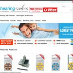 4% OFF Everything at HEARING SAVERS