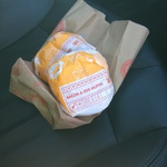 Bacon and Egg Muffin $2 at Hungry Jacks
