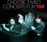 Melbourne Symphony Orchestra Concerts - Choose 3 (from 10) Premium or A Reserve Tickets for $150