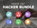 RRP $600 The White Hat Hacker Bundle: 40+ Hours of Ultimate Web Security Training - $60