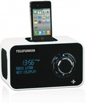 Telefunken TLF8338 DAB Clock Radio with iPod Dock. $25 with Free in Store Pickup @ 2nds World