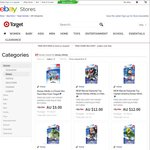 Disney Infinity 2.0 Characters $9.60, Alien Isolation PS4/XB1 $56.20 Delivered @Target eBay