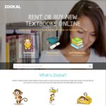 5% off New Textbooks with Zookal.com