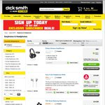10% off TVs - Today Only at Dick Smith