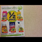 Woolworths 1/2 Price 10/6 - Telstra $30 Starter Kit $1 w/EDR Card & $30 Spend, Nokia Lumia 532 $39, Nescafe Coffee Machine & Pod