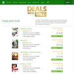 Xbox 360 Games - Mirrors Edge $4.98, Burnout Paradise $4.98, Crysis 2 $5.99 (Xbox Gold Required)