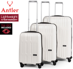 Antler Jupiter 4-Wheel Roller 3-Case Set $299 Delivered @ COTD (Club Catch Membership/Trial Req'd)