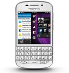 BlackBerry Q10 4G LTE SQN100-3 (White) $189 @ Kogan