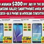 Samsung S6 Edge 32GB $798, Note 5 32GB $897, S6 Edge Plus 32GB $998 @ JB Hi-FI (in-Store Only)