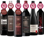 Dan Murphy's - Unmissable Six Red Pack $120 Shipped (Normally $264.99)