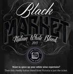 Vinomofo BLACK MARKET Italian White Blend 2013 $96/12 Pack + $9 Shipping