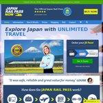 Japan Rail Pass (Free Express Shipping)