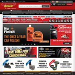 Supercheap Auto Free Shipping for Spend over $99 before 15 Dec