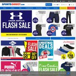 SportsDirect up to 90% off on Puma, Lee Cooper and Other Brands + Shipping