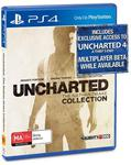 Uncharted: Nathan Drake Collection $40, FIFA 16 XB1/PS3/XB360 $40 @ Kmart In Store Only