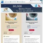 Qantas AmEx Premium Card ($249 Fee) - 82,500 Qantas Points & 2 Lounge Passes