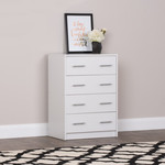 [Online Only] Chest of 4 Drawers $39.98 (RRP $99.95) + Free Delivery