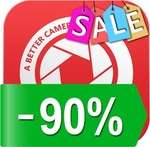 """""""A Better Camera"""" Now $0.99 (90% off) on Google Play"""