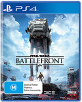 Target - Star Wars Battlefront, FIFA 16 (PS4/Xbox One) $39