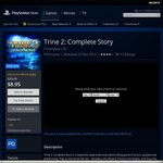 [PS4] Trine 2 for $3.76, Trine 1+2 for $5.86 (85% off) (PlayStation Plus Required)
