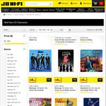 JB Hi-Fi Mid-Year CD Clearance Sale - 300+ Albums, $4.99 to $9.99