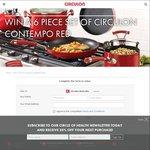 Win a Set of Circulon Contempo Red (Valued at $539.95) from Circulon