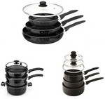StoneChef 4 or 6 Piece Cookware Set $29 Shipped @ Group One Warehouse eBay Group Deal