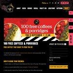 100 Free Coffees & Porridges @ Saké Jr 555 Bourke Street [Melbourne] - Thursday 15th September