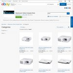 "Casio Lampless Projectors Further Reduced + eBay 15% - HP Xeon Server Reduced from $1940 to $637 + LG 34"" Deals @ Warehouse 1"