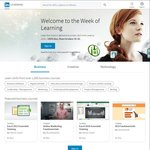 LinkedIn Week of Learning 24/10 to 31/10 - 5000+ Courses for FREE
