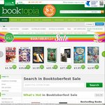 Booktopia Booktoberfest Sale - up to 95% off Books