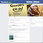 Toowong QLD Nandos - Free Quarter Chicken and Chips, 12/11, 11AM-2PM