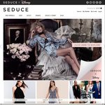 Cyber Monday 50% off Sale @Seduce Online, Licensed Disney Collection, Extra Free Gifts for Orders of Disney Clothing