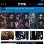 Raven Fightwear 15% off Storewide Pre-Christmas Sale