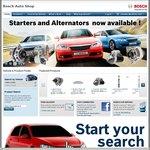 Bosch Australia 20% off Spare Parts