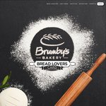Receive a Free Loaf of Bread on Joining Brumby's Bread Lovers (Pick up Card in Store First)