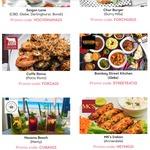 Free $10/$15 Credit @ 6 New Partner Restaurants When Paying Bill via Liven App [SYD]