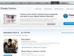 iPhone - Resident Evil 4 & Iron Man 2, $0.99 (US) RRP $8.99
