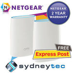 NetGear Orbi AC3000 $468 Delivered @ Sydneytec & Shopping Express Clearance eBay store AU