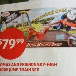 Thomas Sky-High Train Set $79.99, Washing Machine $449, Bonds Wondersuit $11.99  @ ALDI (Starts 26/7)