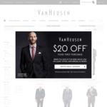 Van Heusen Suits from $150