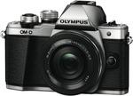 Olympus E-M10 Mark II Silver with 14-42mm EZ $764.15 @ TheGoodGuys