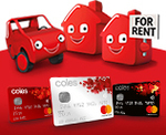Coles Rewards Mastercard - 20,000 Flybuys BONUS POINTS, Worth $100 Flybuys Points (Annual Fee: $99)