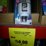 Jackson 2x USB Wall Charger 3.1amp / Retractable Cradle $14.99 Was $40 @ Bunnings (Valley Heights NSW)