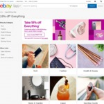 18% off eBay Site Wide - Thursday 21st September 6pm - 10pm (Min $75 Spend, Max $500 Discount)