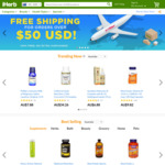 Get 11% off Everything at iHerb (US $40 Minimum Spend)