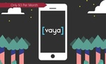 New Customers 3 Months Vaya Data SIM (5GB/Month) $9 @ Groupon
